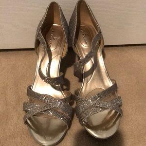 "Bandolino Size 9, never worn, 3"" heels"